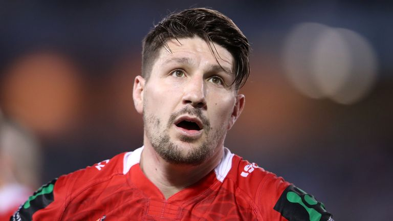 Gareth Widdop's NRL season is going from strength to strength