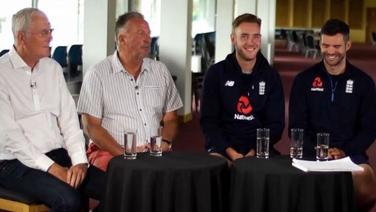 Willis, Botham, Broad, Anderson - England's top Test wicket-takers