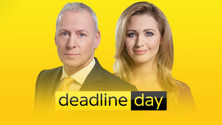 Jim White and Hayley McQueen could have two Deadline Days to cover next August