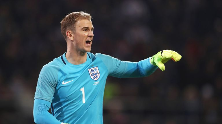 Joe Hart is on loan at West Ham this season, having spent last term at Torino