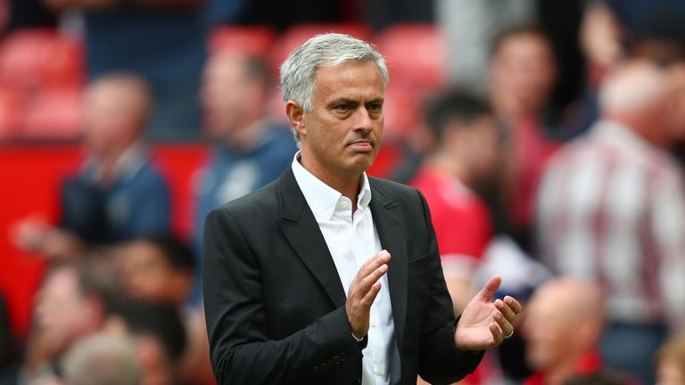 Jose Mourinho successfully stifled Liverpool last season