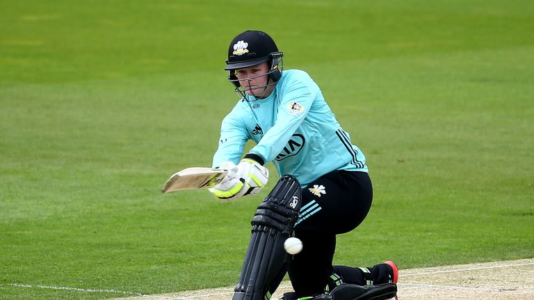 Lizelle Lee's 72 off 44 deliveries helped Surrey Stars secure a spot at Finals Day