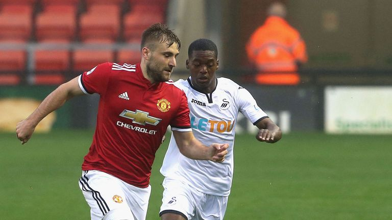 Luke Shaw is understood to be Pochettino's second choice target