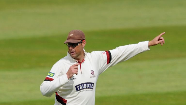Marcus Trescothick has an average of 41.97 runs for Somerset since his first-class debut 24 years ago