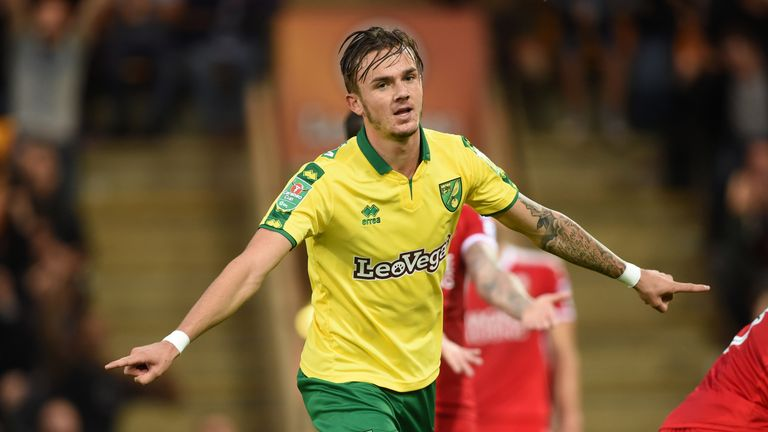 James Maddison is interesting a range of Premier League clubs