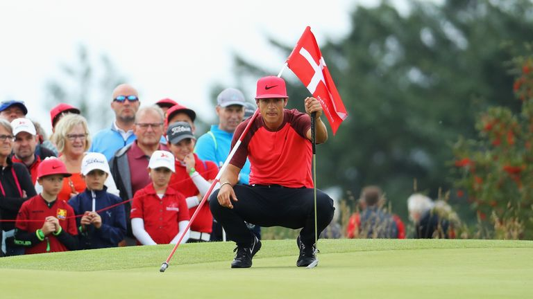 Scintillating Suri claims maiden European Tour title at Made in Denmark