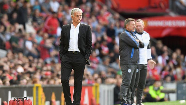 Jose Mourinho believes Man Utd 'did well' in the transfer market