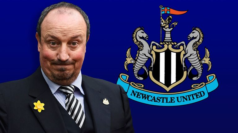 What does the season hold in store for Rafael Benitez at Newcastle?