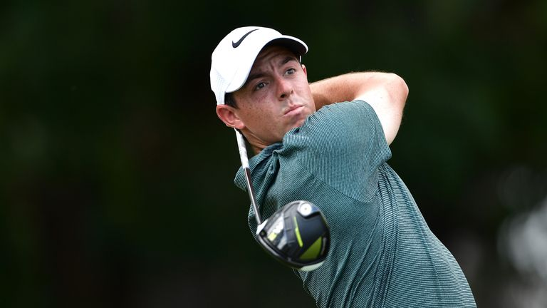 McIlroy had aimed to fire a pair of 67s over the weekend