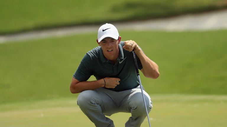 McIlroy has not won a major since the 2014 PGA