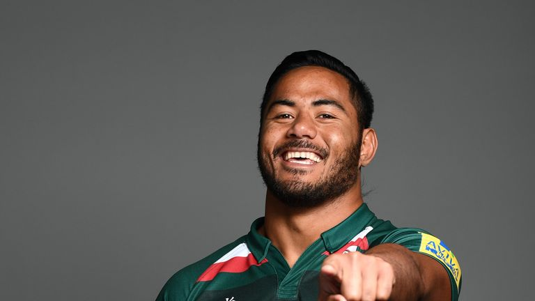 Manu Tuilagi has impressed in training with Leicester, says George Ford