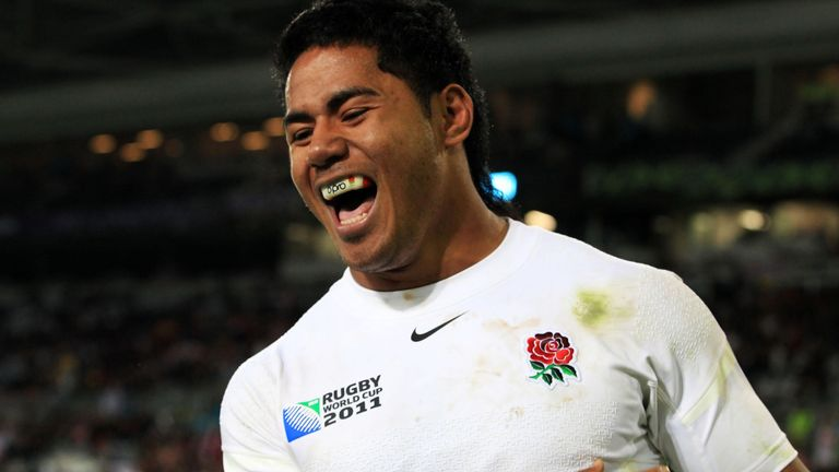 Manu Tuilagi was also sent home early from the England training camp