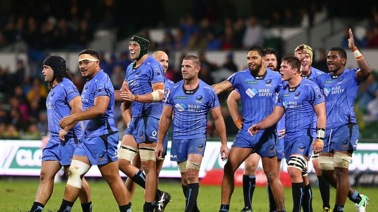 The Australian Rugby Union axed the Western Force from Super Rugby