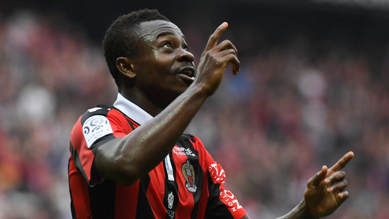 Arsenal have been linked with a move for Nice midfielder Jean Michael Seri