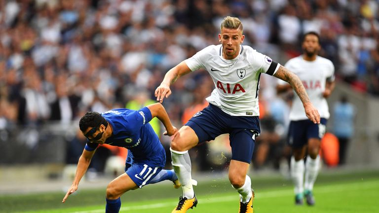 Toby Alderweireld refuses to put the focus of Tottenham's home form on Wembley