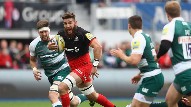 Will Fraser has retired from rugby