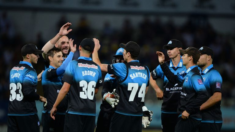 Worcestershire have now won three of their last four games