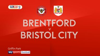 Brentford 2-2 Bristol City