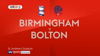 Birmingham 0-0 Bolton