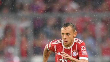 Rafinha has revealed he had offers from England and Spain over the summer but opted to stay with Bayern Munich