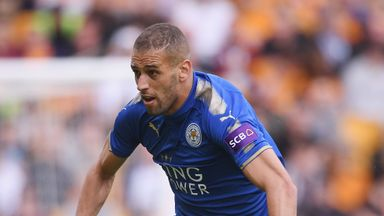 fifa live scores - David Moyes expected Islam Slimani to join West Ham on loan