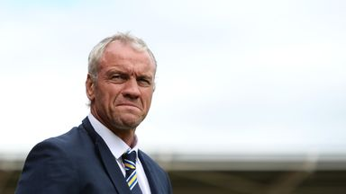Brian McDermott has selected 12 players from the United States' domestic league