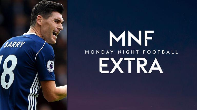 MNF Extra - Gareth Barry