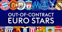 Out-of-contract European stars