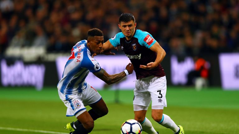 Cresswell admits it has been a tough season for West Ham's players