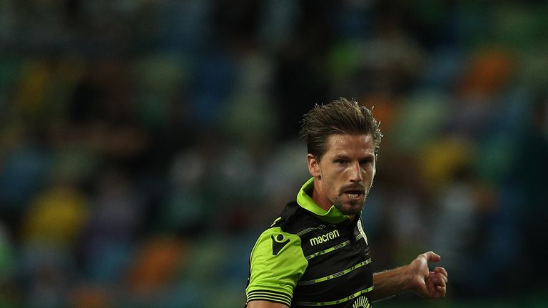 Adrien Silva is unable to play for Leicester until January 1
