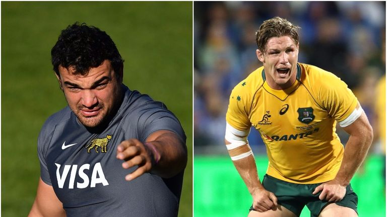 We take a look at Australia v Argentina in the Rugby Championship this Saturday