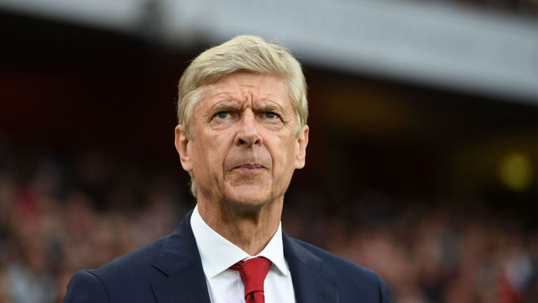 Wenger was unsure whether to put Arsenal's slow start down to the hour delay