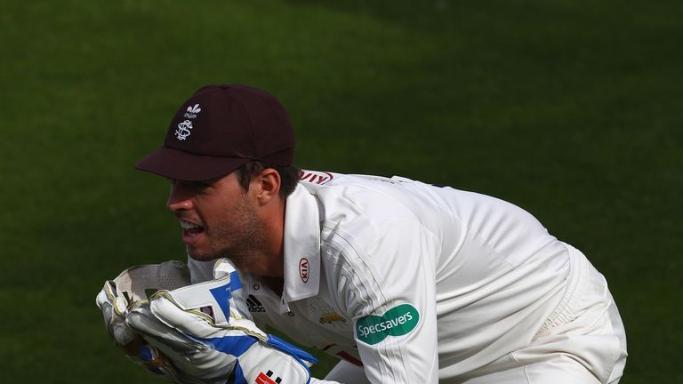 Alec Stewart labelled Foakes as the wicketkeeper in world cricket prior to this season