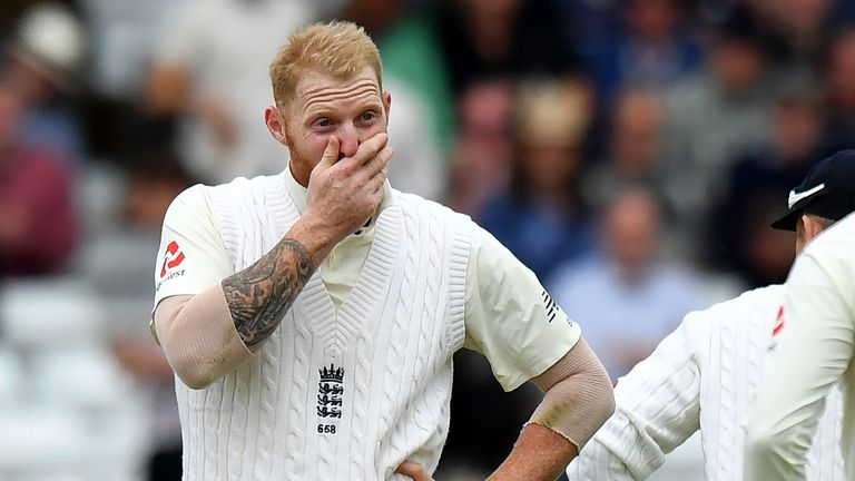 The ECB have confirmed Ben Stokes will not travel to Australia at this stage