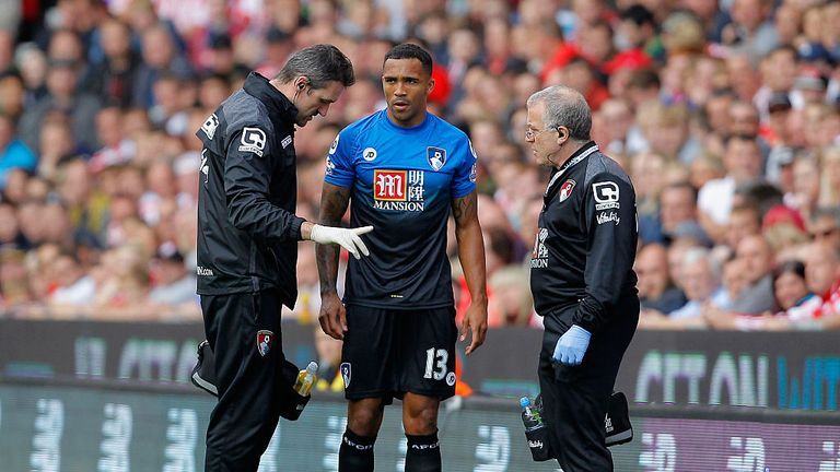 Wilson has not played since suffering a second cruciate knee ligament injury at Crystal Palace in January