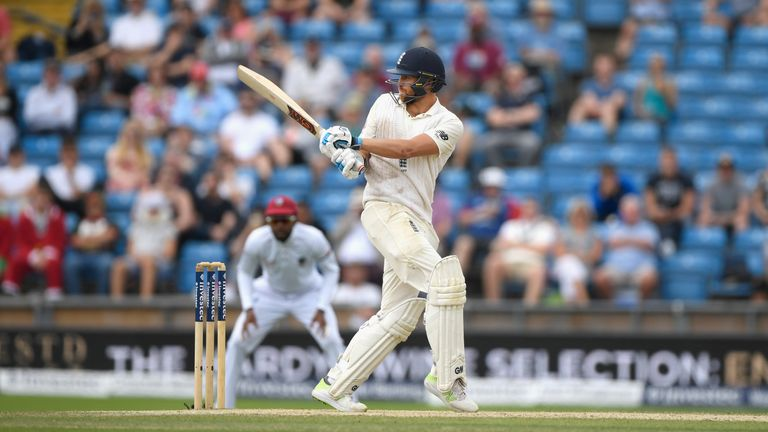 England batsman Dawid Malan has hit half-centuries in two of his last three Test innings