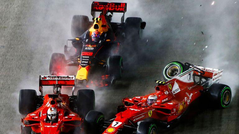 Sebastian Vettel misjudgements put Lewis Hamilton on F1 title track | F1 News