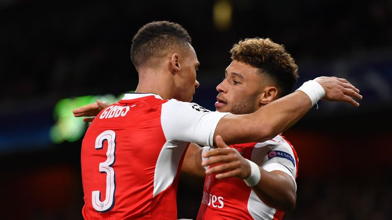 Image result for Arsene Wenger 'hurt more' by Kieran Gibbs exit than Alex Oxlade-Chamberlain's
