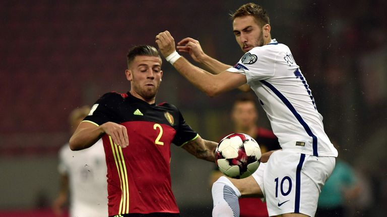 Toby Alderweireld is currently on duty with Belgium ahead of their World Cup Qualifier against Bosnia & Herzegovina