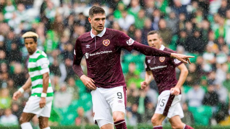 Kyle Lafferty is also a doubt for Saturday's friendly against South Korea
