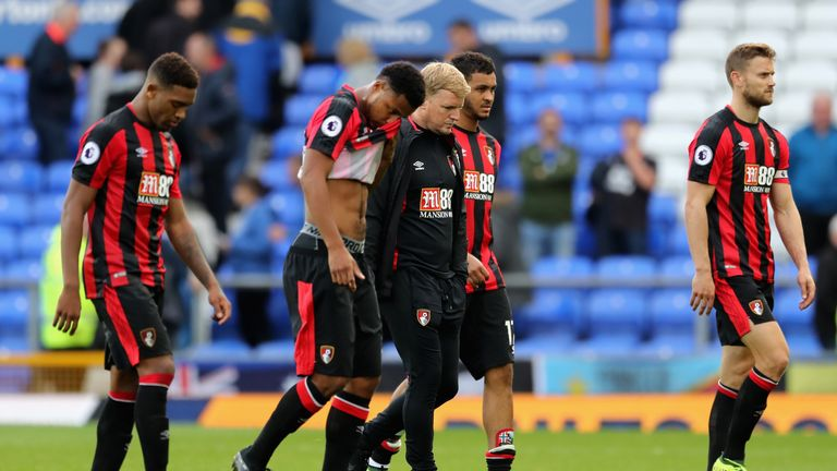 Will Eddie Howe guide Bournemouth out of their early season rot?