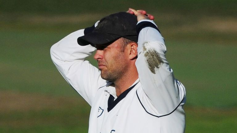 Jonathan Trott and his Warwickshire team-mates have been relegated