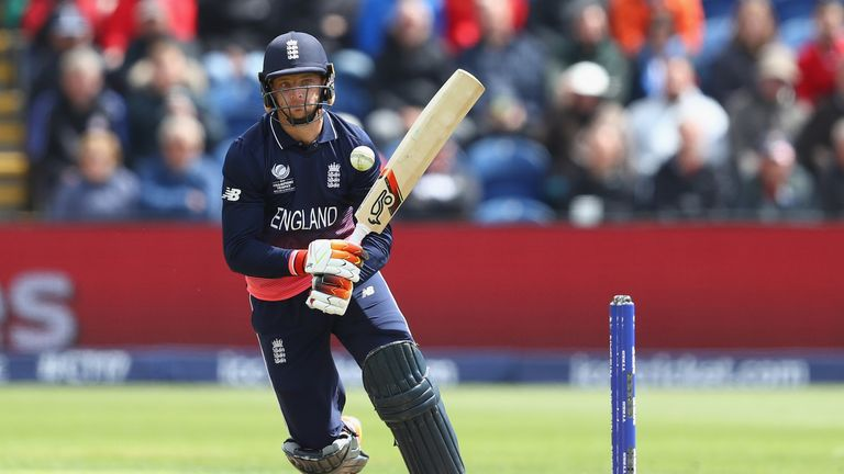 Jos Buttler has not played a Test for England since December