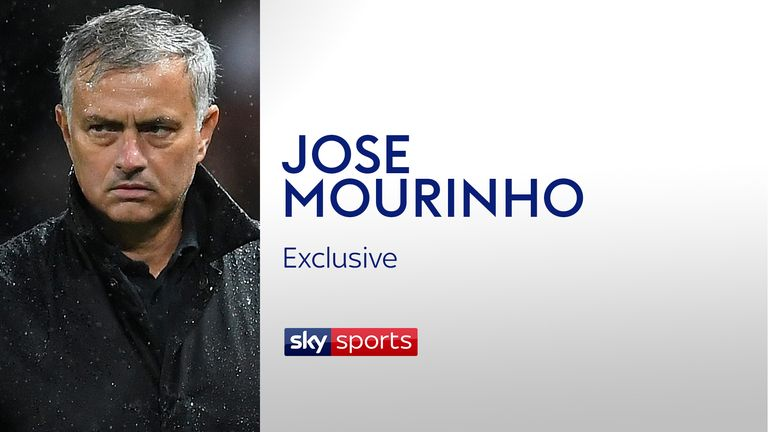Jose Mourinho spoke exclusively to Sky Sports ahead of Man Utd's trip to Liverpool on Saturday