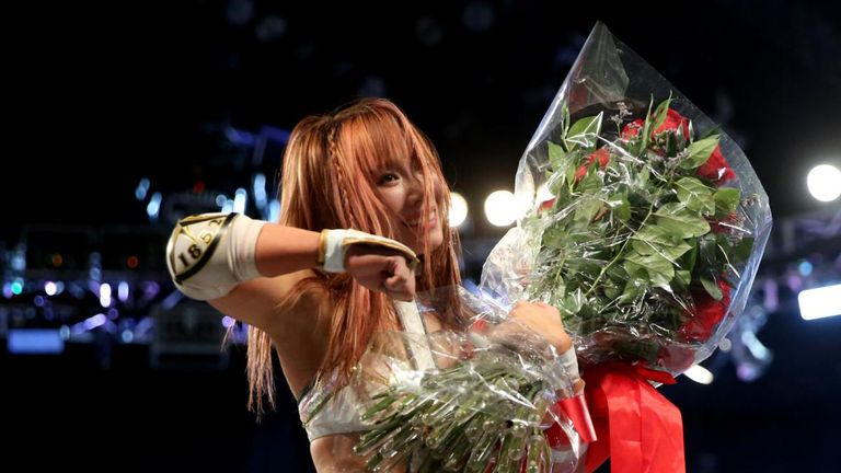 Kairi Sane To Challenge For NXT Women's Championship At NXT TakeOver