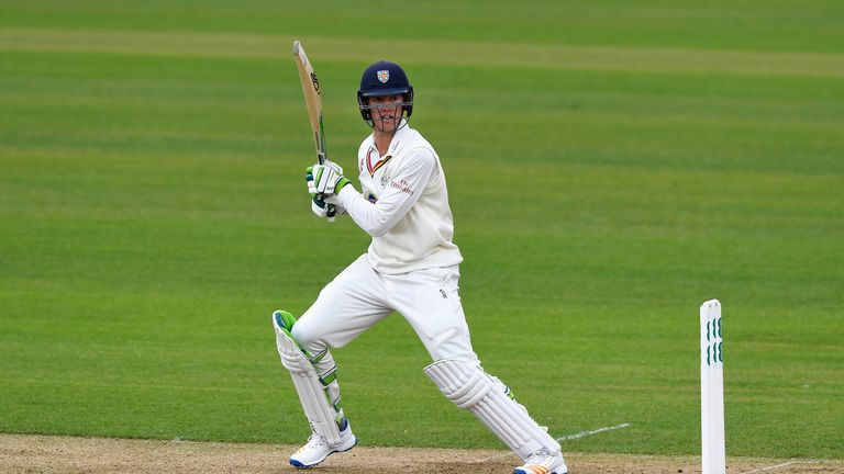 Keaton Jennings is leaving Durham to join Lancashire