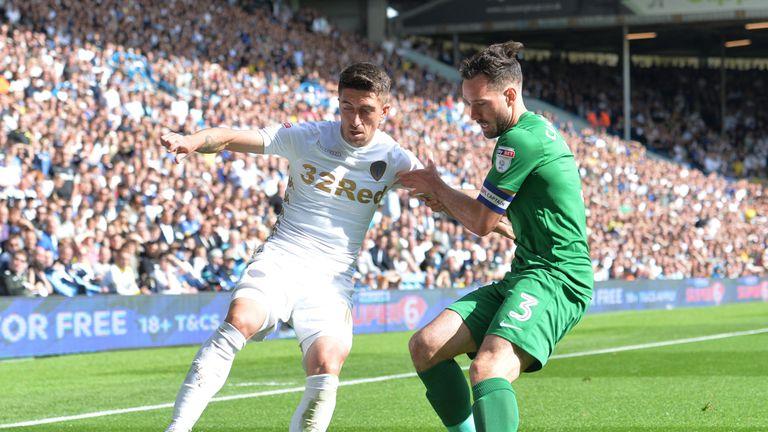 Pablo Hernandez is the creative force in Leeds' midfield
