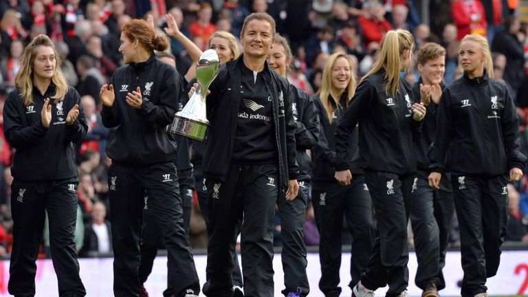 Liverpool Ladies started their WSL campaign with victory over Everton