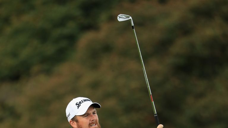 Shane Lowry is also firmly in the mix at Close House