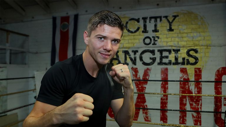Luke Campbell could receive another world title shot